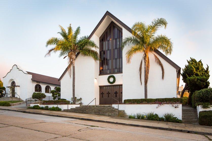 La Jolla Christian Fellowship Church Building